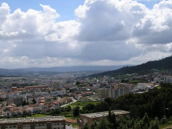 Vue de Valongo